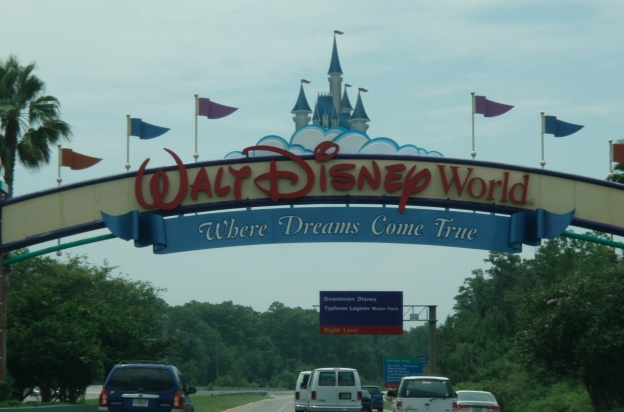 This IS indeed, the Happiest Place on Earth!