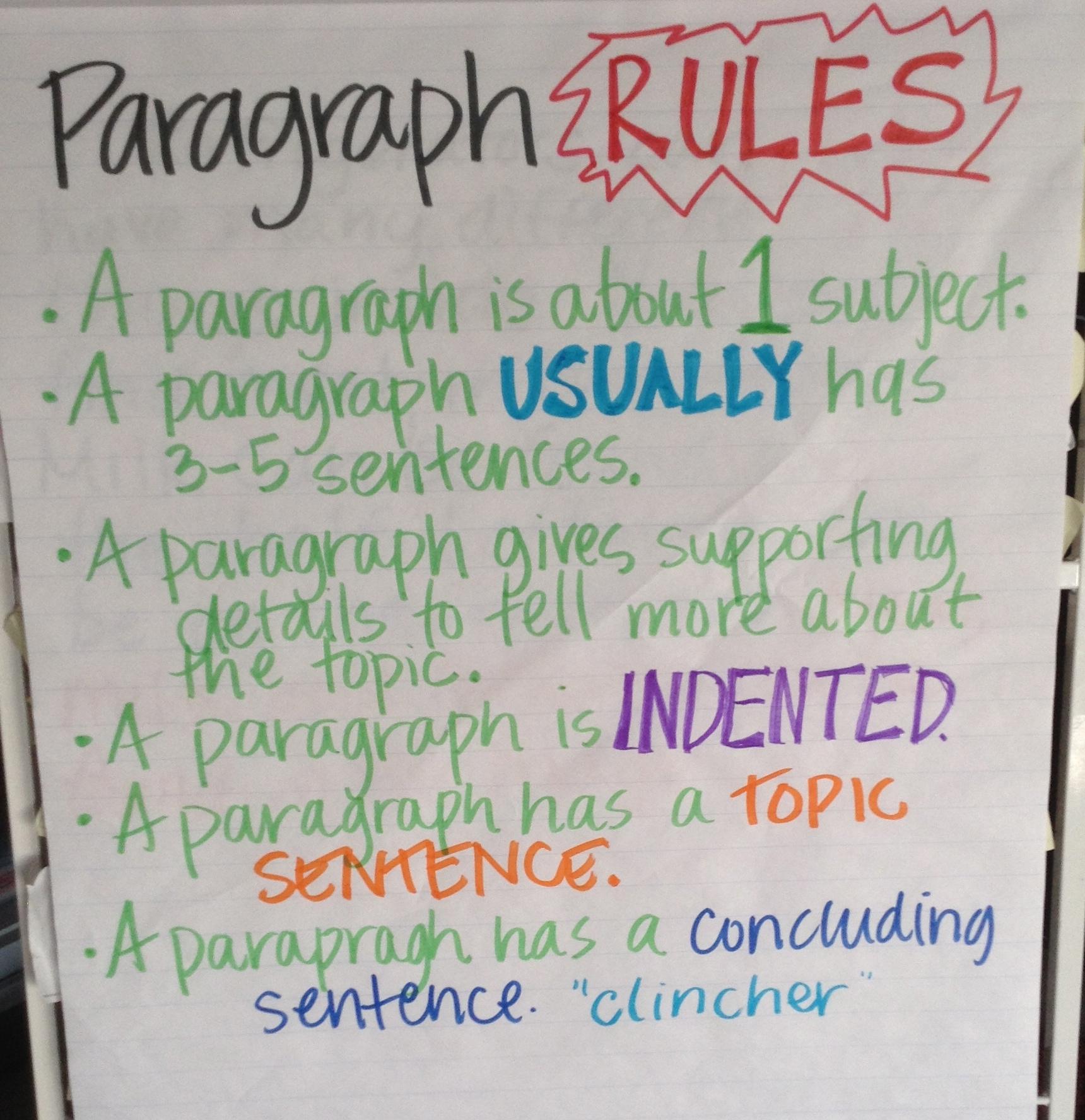 Our classroom essay
