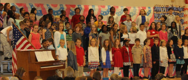 Honor choir