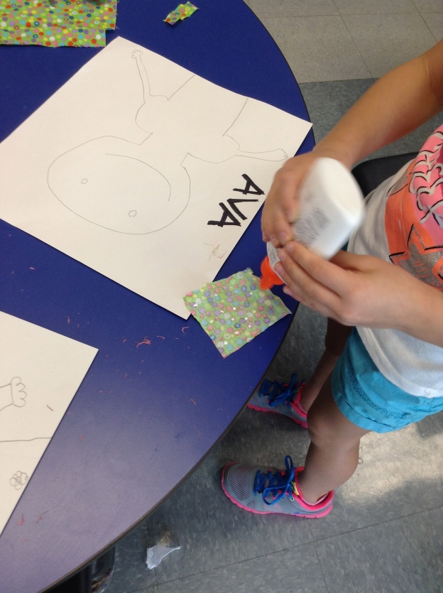 """I had to highlight Ava and the way she masterfully demonstrated her understanding of using """"just a dot, not alot."""""""