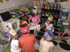 Check out this gathering in our library. Love all the first grade fun!